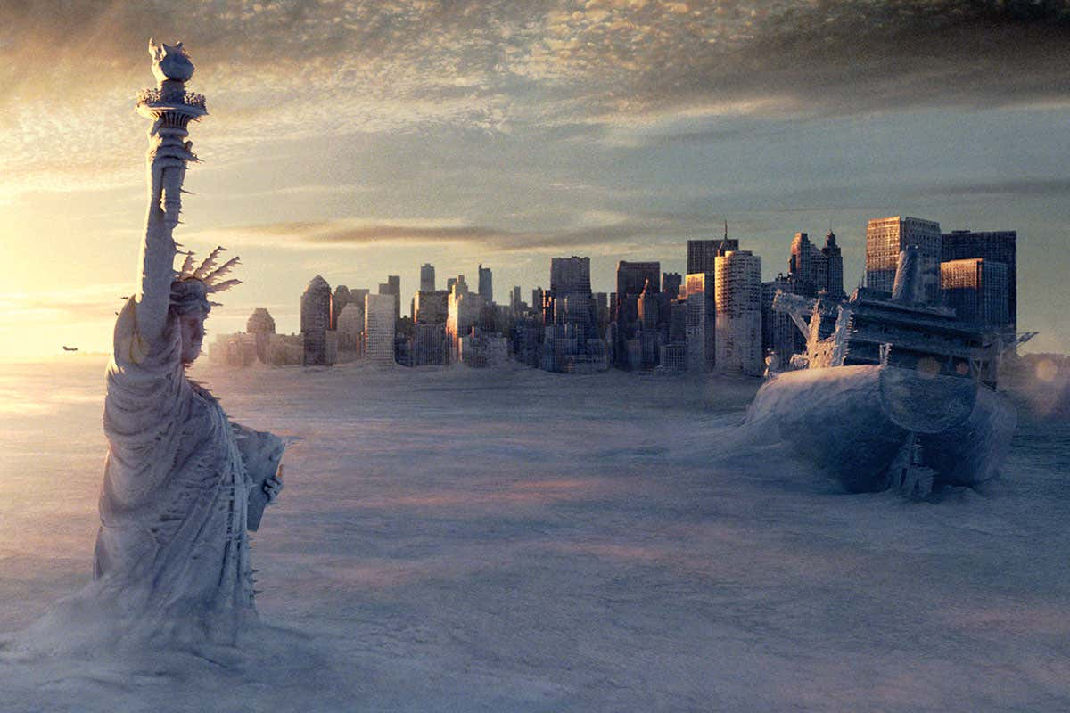 new york ijstijd the day after tomorrow